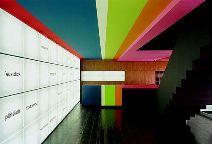 Hvor mye farge kan man ha kemathisen92 for Office design colour